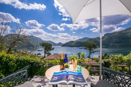 Hotel Pictures: Morcote Magic View, Morcote
