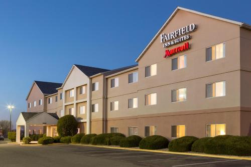 Fairfield Inn & Suites Amarillo West/Medical Center