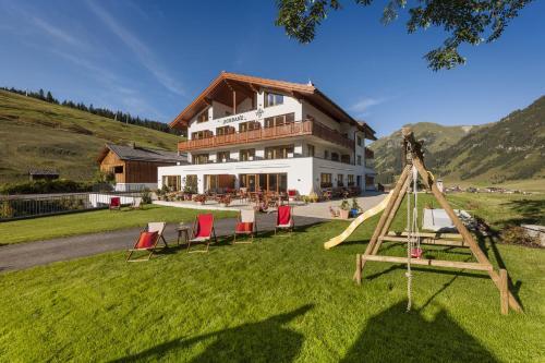 Hotelbilleder: Hotel-Garni Schranz, Lech am Arlberg