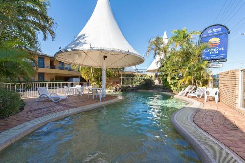 Hotelbilleder: Comfort Inn All Seasons, Ballina