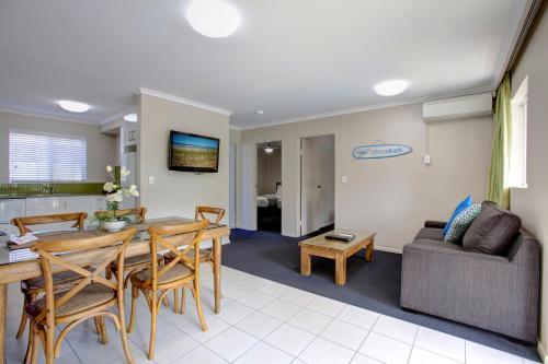 酒店图片: Beachpark Apartments Coffs Harbour, 科夫斯港