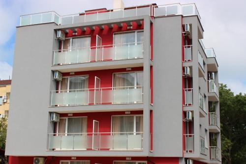 Hotellbilder: Afrohris Aparthotel, Primorsko