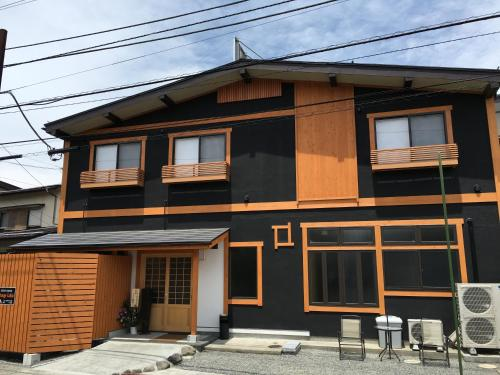 Guesthouse Orange Cabin
