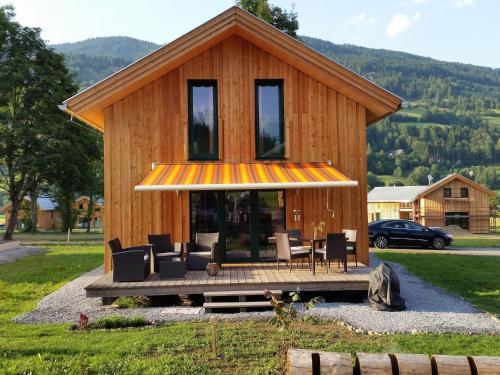 ホテル写真: Chalet Kreischberg Deluxe, Sankt Lorenzen ob Murau
