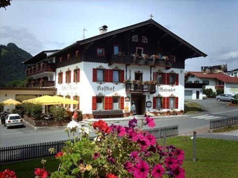 Foto Hotel: Gasthof Mairwirt, Schwendt