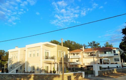 Thasos Blue Apartments
