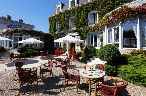 Le jardin gourmand auxerre restaurant uit de michelin gids for Jardin gourmand auxerre