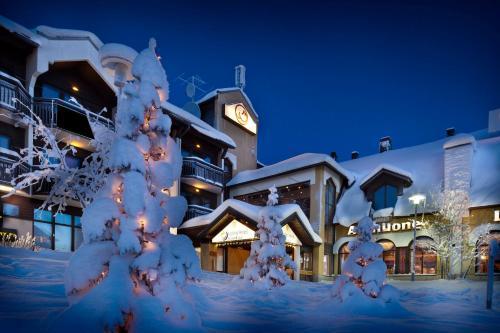 Hotel Pictures: Lapland Hotels Riekonlinna, Saariselka