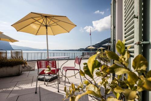 Hotel Pictures: Hotel Terrasse am See, Vitznau