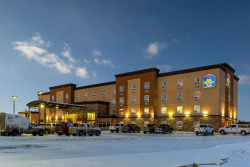 Hotel Pictures: Best Western PLUS Fox Creek, Fox Creek