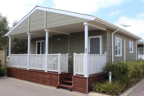 Hotelbilleder: Belair Gardens Caravan Park, Geraldton
