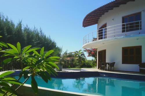 Hotel Pictures: Refúgios Parajuru - Casa Villa, Parajuru
