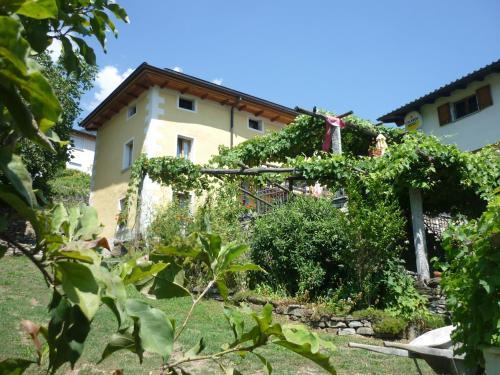 Hotel Pictures: , Verdabbio