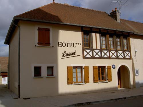 Hotel Losset Flagey Ech�zeaux