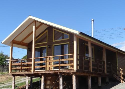 Hotel Pictures: Cabañas Del Lago Huillinco, Huillinco