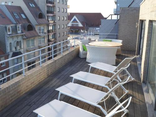 Fotos do Hotel: Apartment Penthouse Margaux, Middelkerke