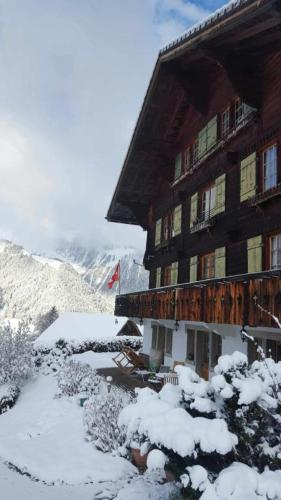 Hotel Pictures: , Rossinière