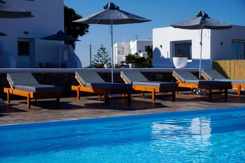 Hotel Pictures: Casa Nostra Mykonos Retreat Accommodation, Glastros
