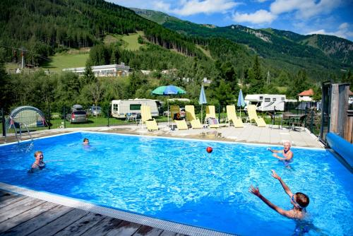 Zdjęcia hotelu: Pension Schizentrum Grosseck - Speiereck, Mauterndorf