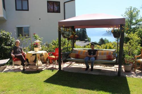 ホテル写真: Haus Riedl, Seeboden
