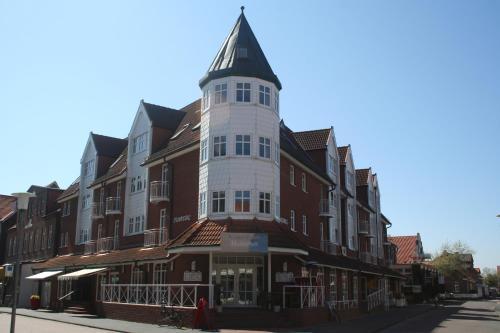 Hotel Pictures: Inselresidenz Strandburg - Ferienwohnung 207 (Ref. 50966), Juist