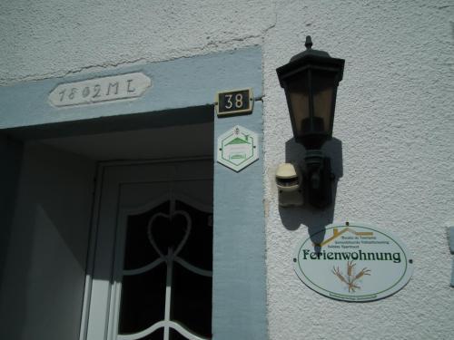 ホテル写真: Ferienwohnung Theissen-Pauls, Burg-Reuland