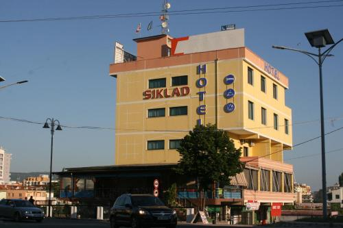 Foto Hotel: Hotel Siklad, Lezhë