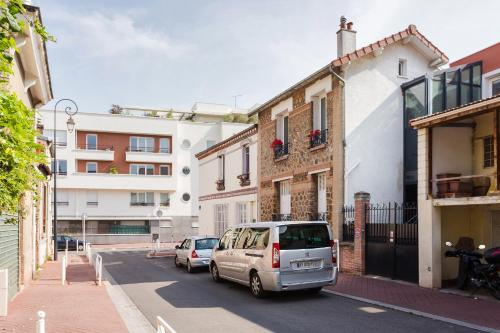 Hotel Pictures: Chopin, Montrouge