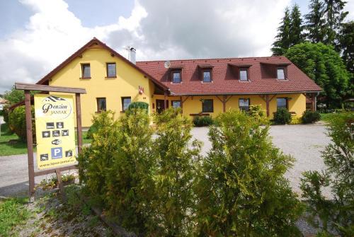 Hotel Pictures: Penzion Jantar, Horní Planá