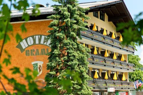 ホテル写真: Hotel Berghof Graml, ハルヴァング