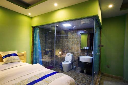 Hotel Pictures: Siguniang Mountain Metok Light Inn, Xiaojin