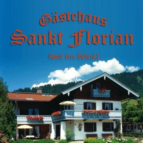 Hotel Pictures: Gästehaus Sankt Florian, Reit im Winkl