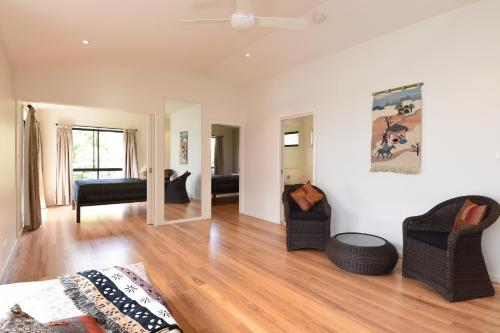 Hotelbilder: The Annex by Tumbling Waters Retreat, Stanwell Park