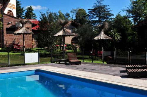 酒店图片: Hotel Antiguo Camino, Villa General Belgrano