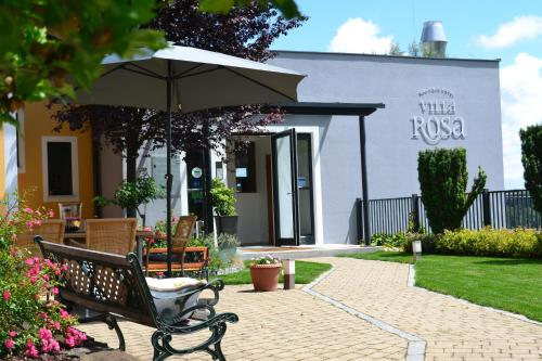 酒店图片: Hotel Villa Rosa, 甘利特茨