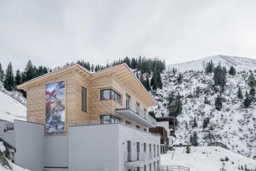 Φωτογραφίες: Mondschein Chalet, Stuben am Arlberg