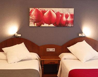 Hotel Pictures: , Oronoz-Mugaire