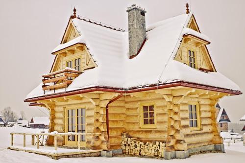 Domki u Kantora