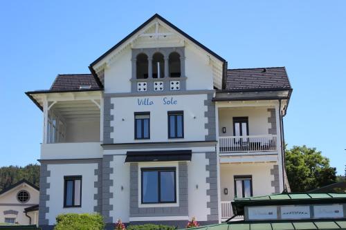 Фотографии отеля: Seeappartements Villa Sole, Пёрчах-ам-Вёртерзе
