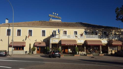 Hotel Pictures: Hotel del Sol, Motilla del Palancar