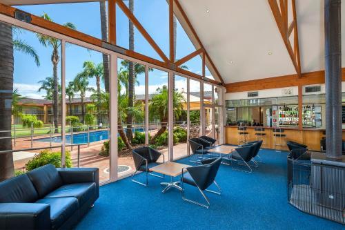 Фотографии отеля: Mildura Inlander Resort, Милдьюра
