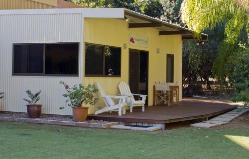 Fotos do Hotel: Bougainvillea Lodge Bed and Breakfast, Kununurra