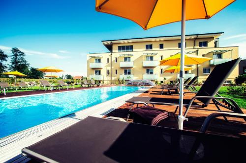 Fotografie hotelů: Hotel Garni Toscanina, Bad Radkersburg
