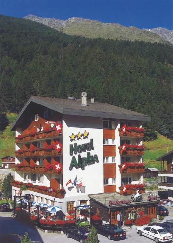 Hotel Pictures: Hotel Alpha, Saas-Grund