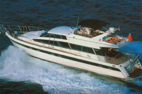 El Conquistador Boat