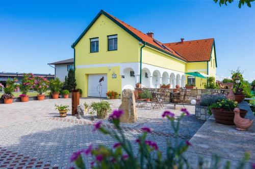 Fotografie hotelů: Appartementhaus Freiler, Mörbisch am See