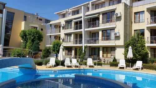 Hotellbilder: Global City Apartment, Nesebar