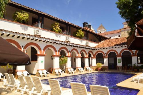 Hotel Pictures: Las Palmeras Colonial Boutique - Santafe De Antioquia, Santa Fe de Antioquia