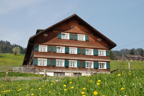Hotelbilleder: Bio Ferienbauernhof Greber, Schwarzenberg im Bregenzerwald