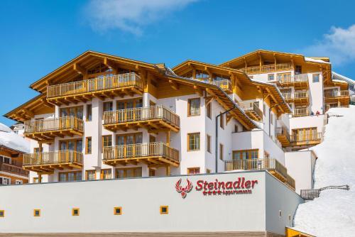 ホテル写真: Appartmenthaus Steinadler, オーバータウエルン